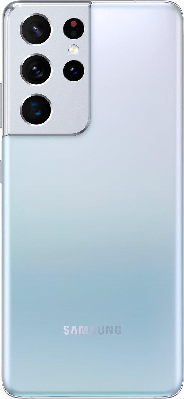 Смартфон Samsung Galaxy S21 Ultra 12/128 Phantom Silver фото 3