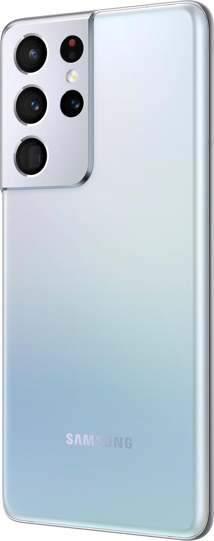 Смартфон Samsung Galaxy S21 Ultra 12/128 Phantom Silver фото 5