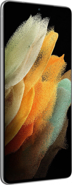 Смартфон Samsung Galaxy S21 Ultra 12/128 Phantom Silver фото 6