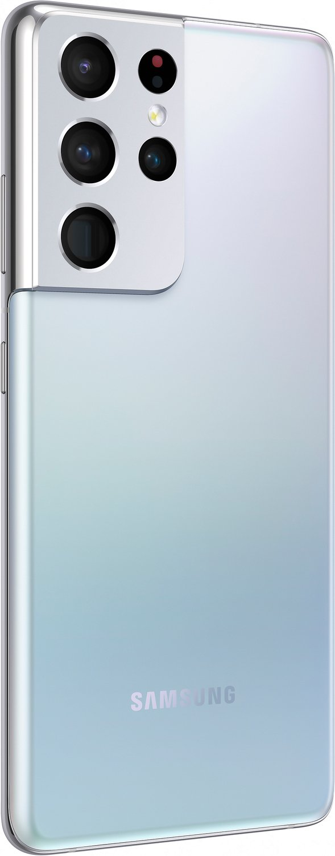 Смартфон Samsung Galaxy S21 Ultra 12/128 Phantom Silver фото 7