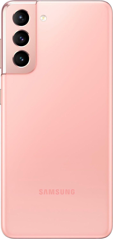 Смартфон Samsung Galaxy S21 8/256 Phantom Pinkфото