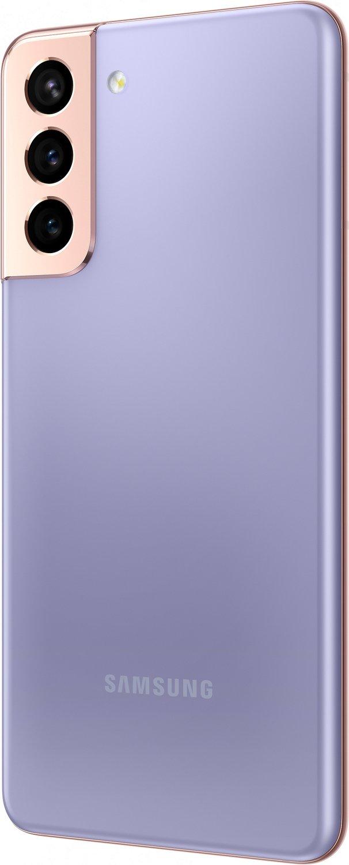 Смартфон Samsung Galaxy S21 8/256 Phantom Violet фото 5