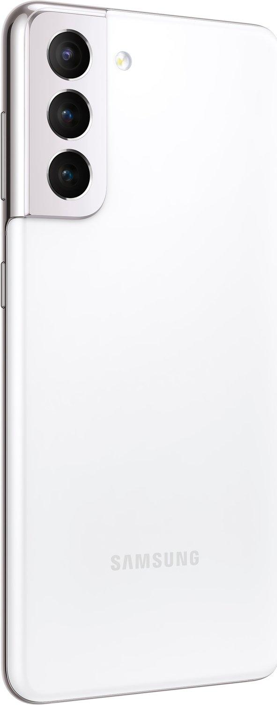 Смартфон Samsung Galaxy S21 8/256 Phantom White фото 6