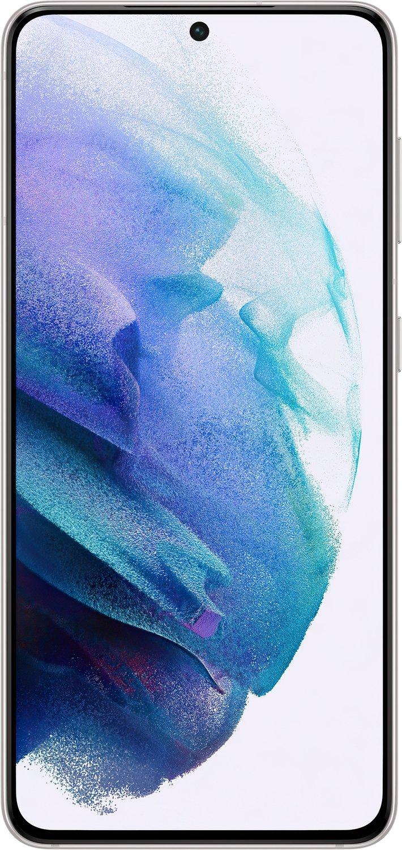 Смартфон Samsung Galaxy S21 8/256 Phantom White фото 2