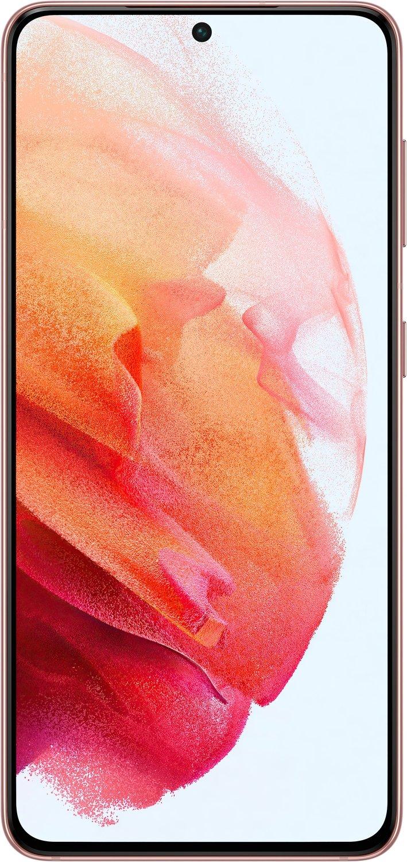 Смартфон Samsung Galaxy S21 8/128 Phantom Pinkфото