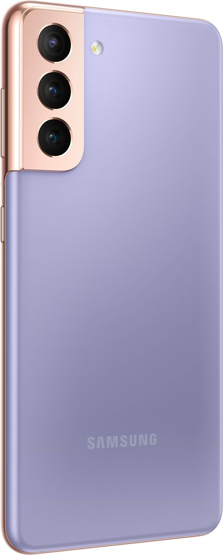Смартфон Samsung Galaxy S21 8/128 Phantom Violetфото