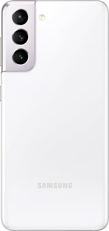 Смартфон Samsung Galaxy S21 8/128 Phantom White фото 3