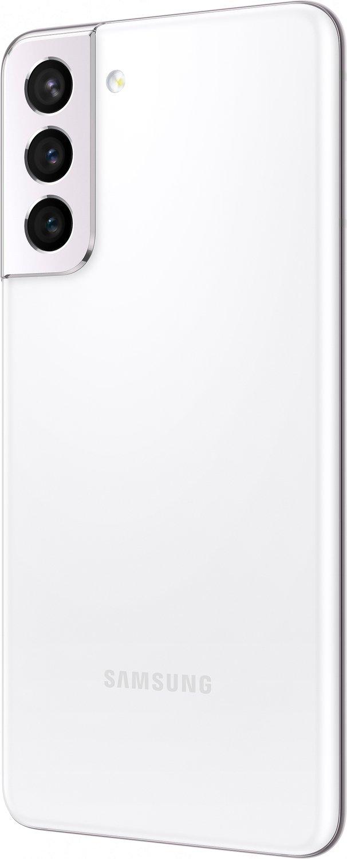 Смартфон Samsung Galaxy S21 8/128 Phantom White фото 5