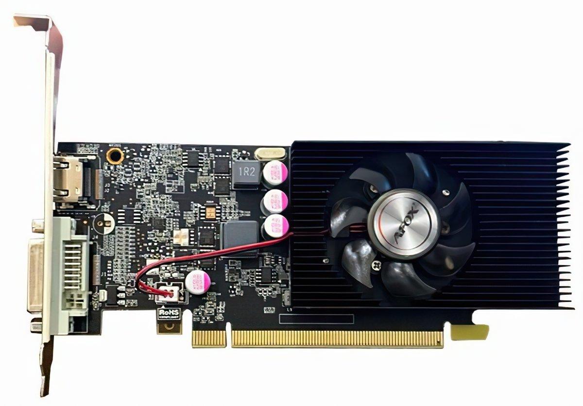 Відеокарта AFOX GeForce GT1030 2GB GDDR5 (AF1030-2048_D3L4)фото2
