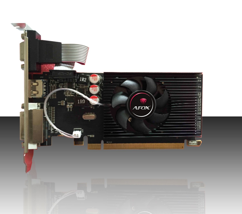 Відеокарта AFOX Radeon R5 230 2GB DDR3 (AFR5230-2048D3L9-V2)фото2