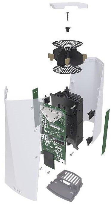 Маршрутизатор MikroTik Audience (RBD25G-5HPacQD2HPnD) (AC2600, 2xGE, 3-band, 1xMiniPCI-е, Passive PoE) (RBD25G-5HPACQD2Hфото3
