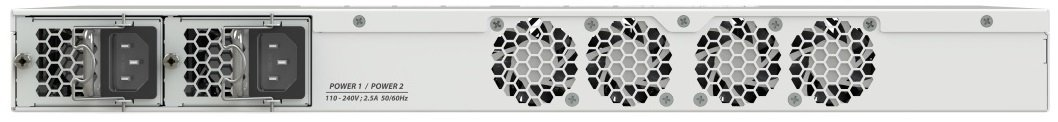 Маршрутизатор MikroTik Cloud Core Router 1072-1G-8S + 1xGE, 8xSFP +, RouterOS L6, LCD panel, rack (CCR1072-1G-8S +) (CCR107 фото2