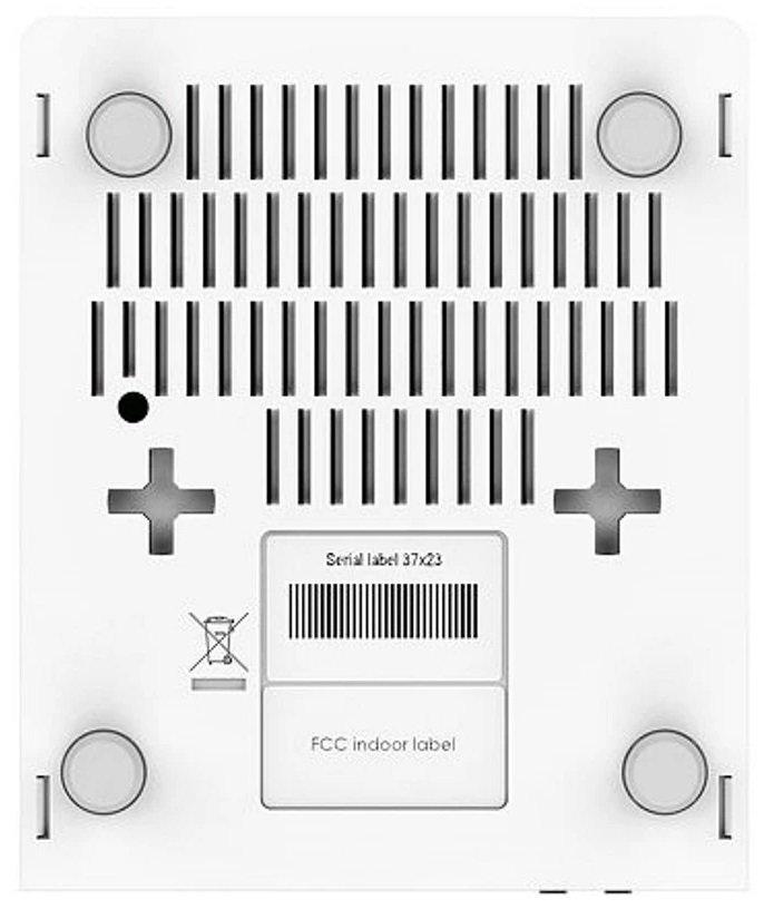Маршрутизатор MikroTik hEX PoE 5xGE/PoE, 1xSFP, 1xUSB, RouterOS L4 (RB960PGS) фото3