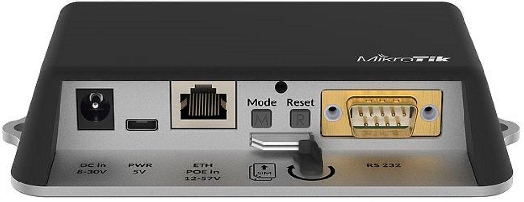 Маршрутизатор MikroTik LtAP mini LTE (RB912R-2ND-LTM & R11E-LTE)фото