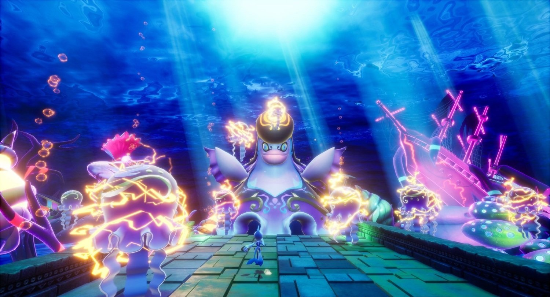 Игра Balan Wonderworld (PS5, Русская версия) фото 6