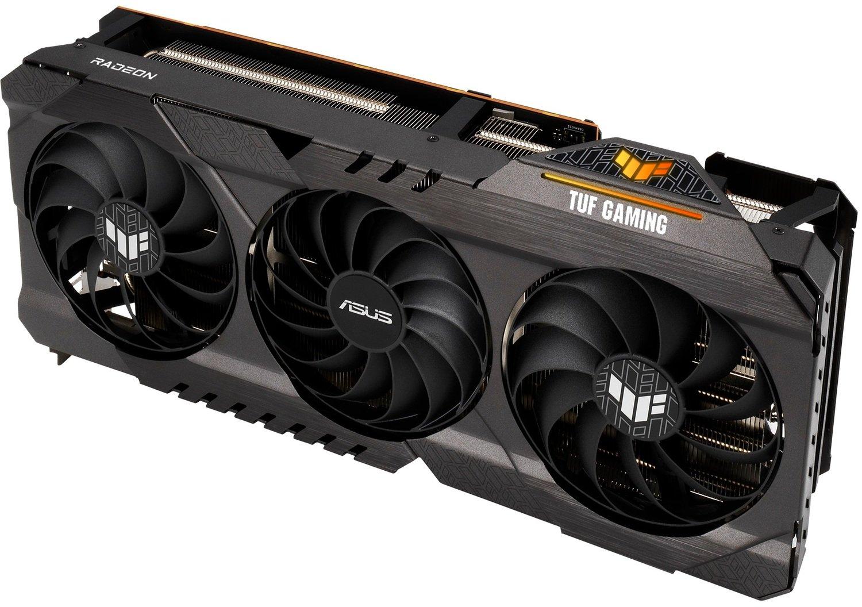 Видеокарта ASUS Radeon RX 6800 16GB DDR6 TUF OC Gaming (TUF-RX6800-O16G-GAMING) фото