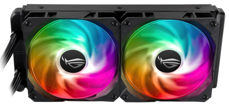 Відеокарта ASUS Radeon RX 6800 XT 16GB DDR6 (STRIX-LC-RX6800XT-O16G-G)фото2