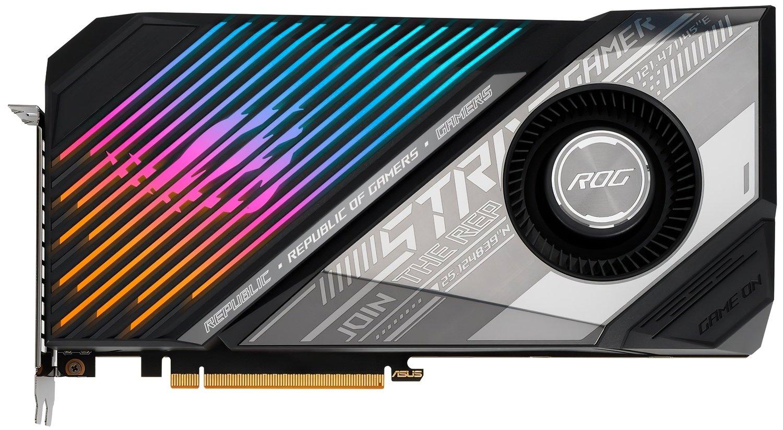Відеокарта ASUS Radeon RX 6800 XT 16GB DDR6 (STRIX-LC-RX6800XT-O16G-G)фото10