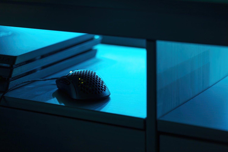 Игровая мышь HyperX Pulsefire Haste USB Black (HMSH1-A-BK/G) фото