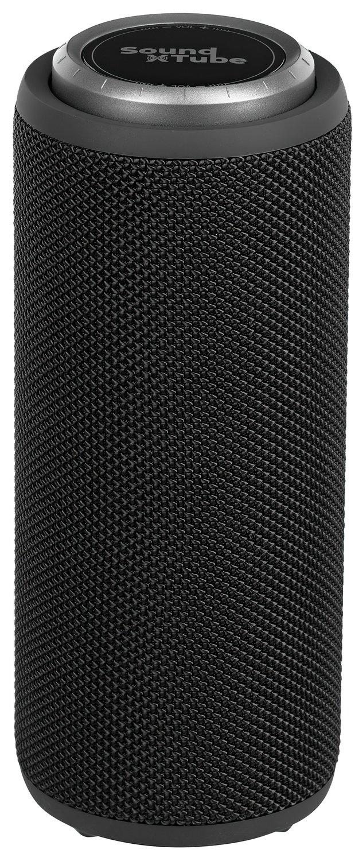 Портативная акустика 2E SoundXTube TWS MP3 Wireless Waterproof Black (2E-BSSXTWBK) фото