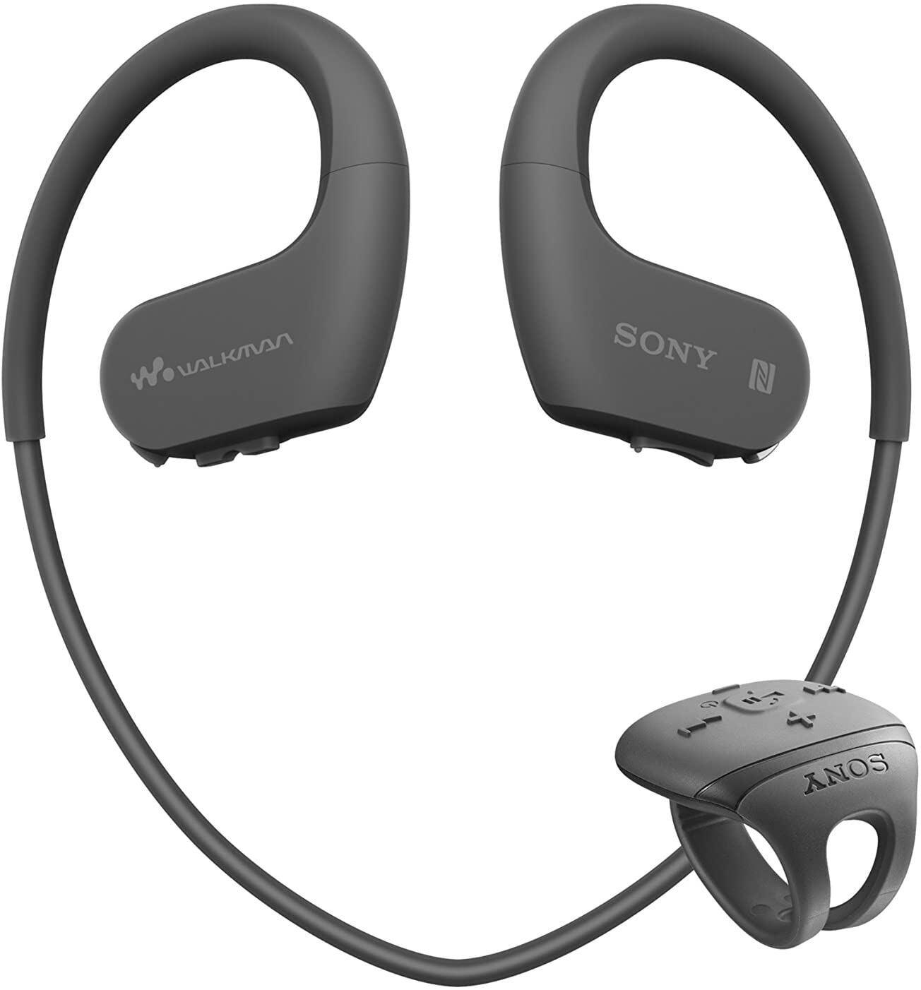 MP3 плеєр Sony Walkman NW-WS625 16GB Black (NWWS625B.CEW)фото2