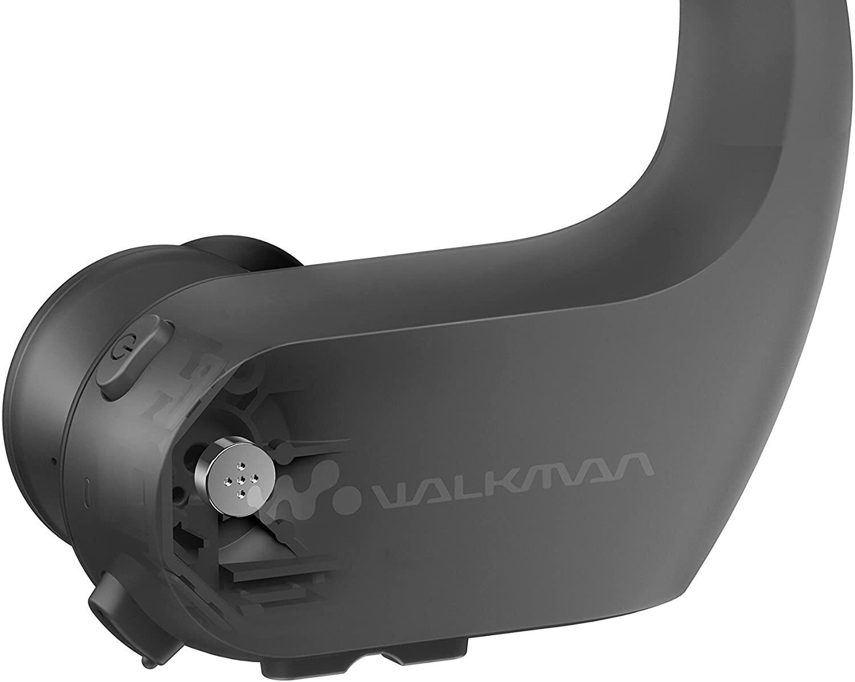MP3 плеєр Sony Walkman NW-WS625 16GB Black (NWWS625B.CEW)фото4