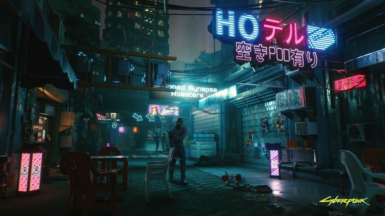 Игра PC Cyberpunk фото 3