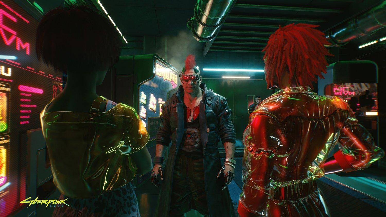 Игра PC Cyberpunk фото 8