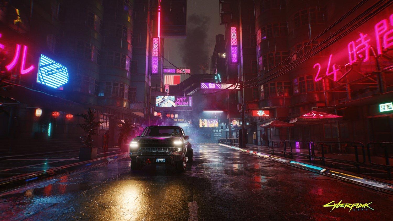 Игра PC Cyberpunk фото 10