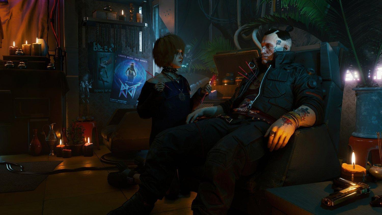 Игра PC Cyberpunk фото 12