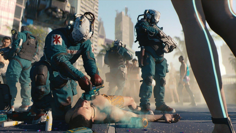 Игра PC Cyberpunk фото 13