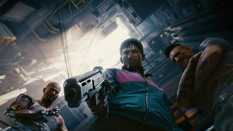 Игра PC Cyberpunk фото 21