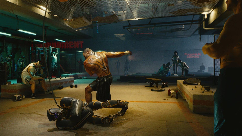 Игра PC Cyberpunk фото 24