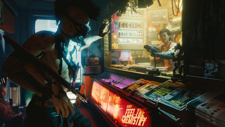 Игра PC Cyberpunk фото 26