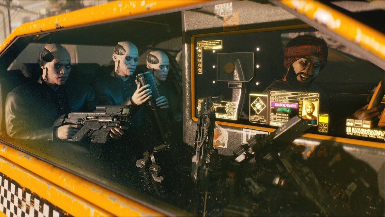 Игра PC Cyberpunk фото 29