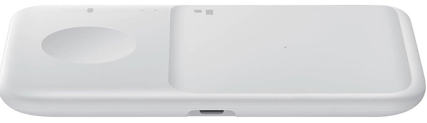 Беспроводное зарядное устройство Samsung Wireless Charger Duo White (EP-P4300TWRGRU) фото 3
