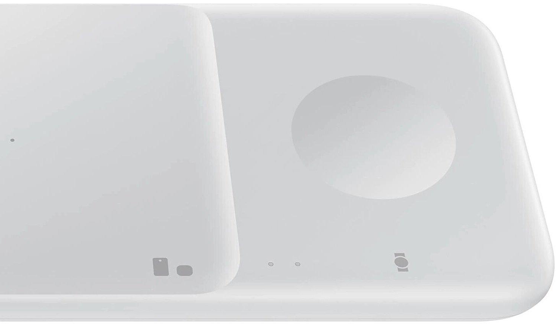 Беспроводное зарядное устройство Samsung Wireless Charger Duo White (EP-P4300TWRGRU) фото 5