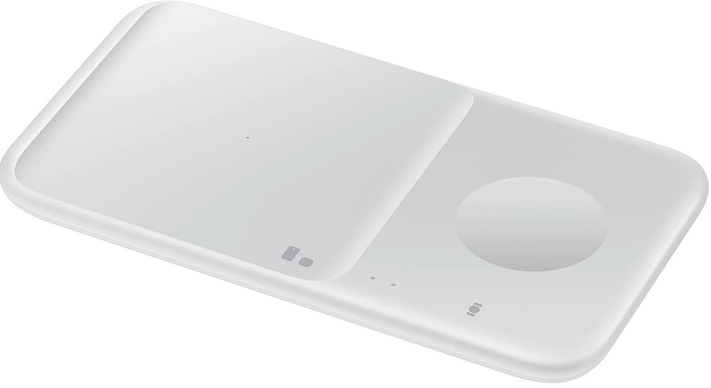 Беспроводное зарядное устройство Samsung Wireless Charger Duo White (EP-P4300TWRGRU) фото 2