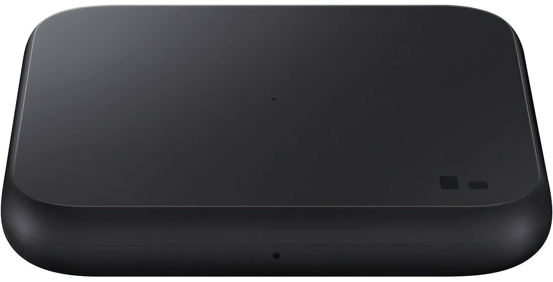 Бездротове зарядний пристрій Samsung Wireless Charger Pad Black (EP-P1300BBRGRU)фото3