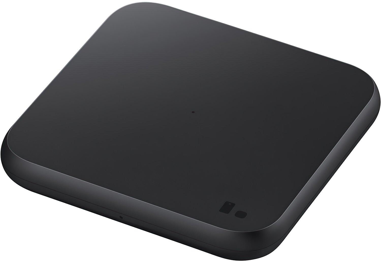 Бездротове зарядний пристрій Samsung Wireless Charger Pad Black (EP-P1300BBRGRU)фото2
