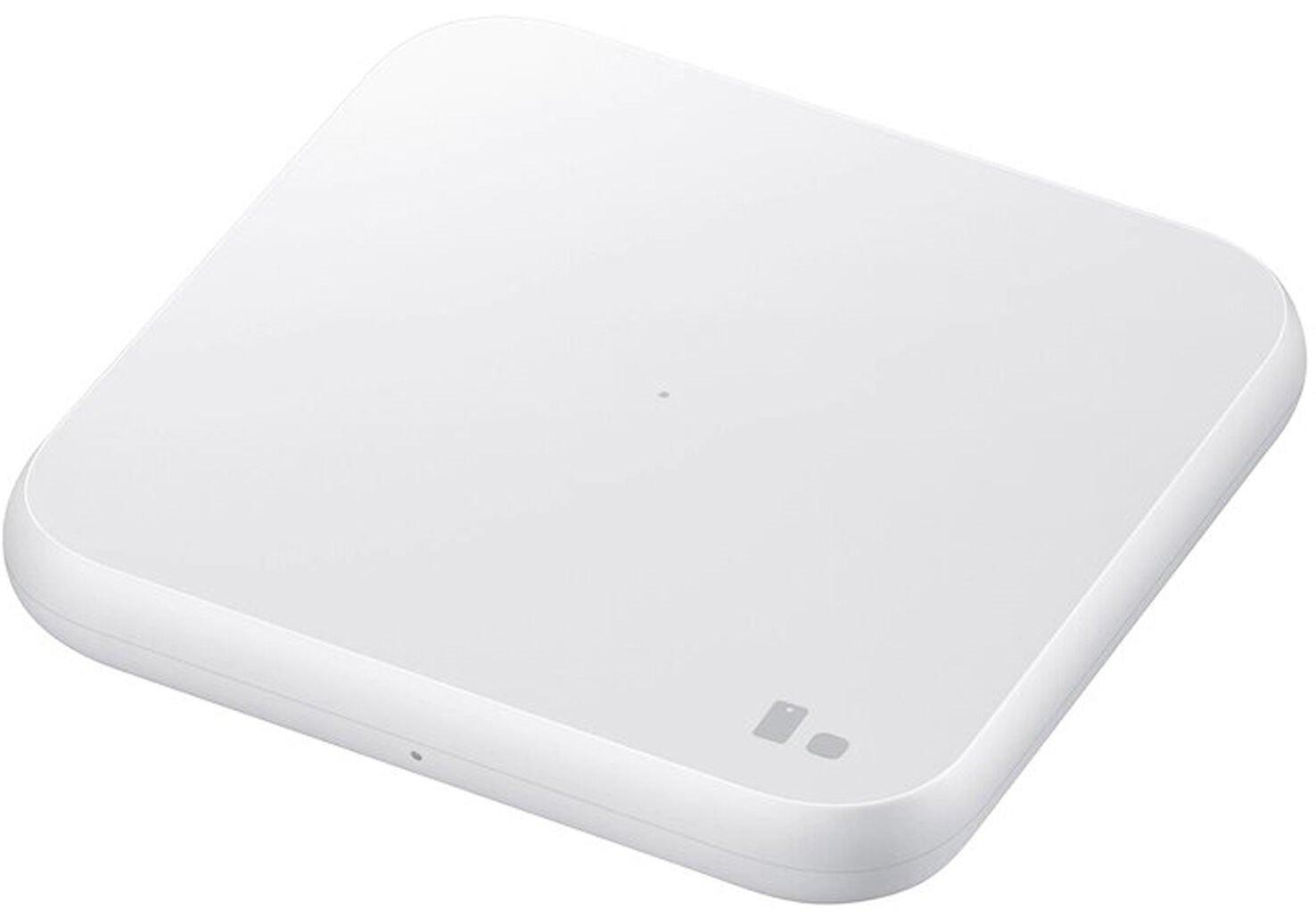 Бездротове зарядний пристрій Samsung Wireless Charger Pad White (EP-P1300BWRGRU)фото2
