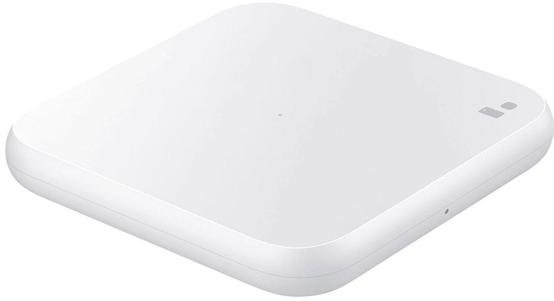 Бездротове зарядний пристрій Samsung Wireless Charger Pad White (EP-P1300BWRGRU)фото3