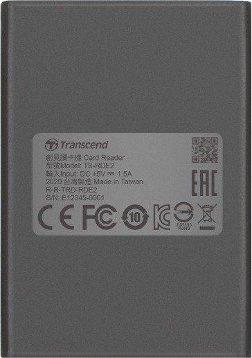 Кардрідер Transcend CFexpress Type-C (TS-RDE2)фото