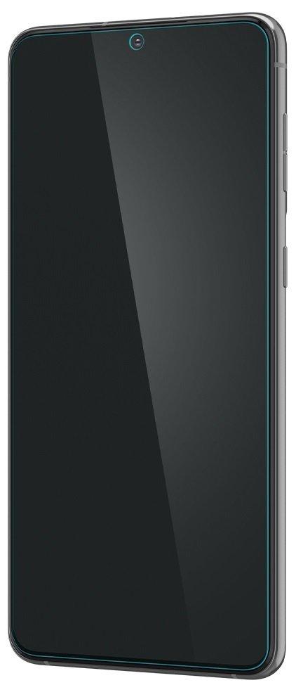 Защитная плёнка Spigen для Galaxy S21 (G991) NeoFlex Solid HD Clear (AFL02557) фото 3