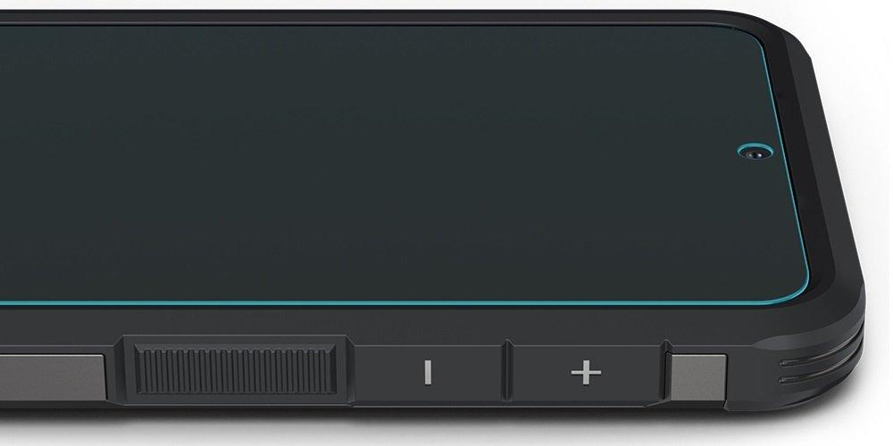 Защитная плёнка Spigen для Galaxy S21 (G991) NeoFlex Solid HD Clear (AFL02557) фото 6