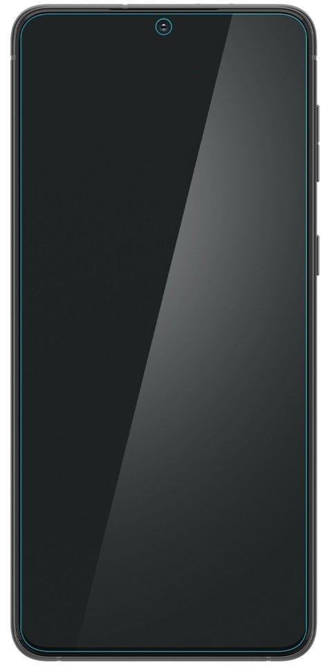 Защитная плёнка Spigen для Galaxy S21 (G991) NeoFlex Solid HD Clear (AFL02557) фото 2