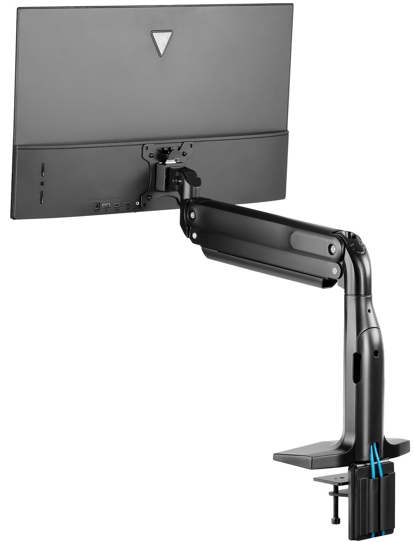 """<p>Настільний кронштейн 2E для монітора USB 3.0x2 17-43"""" (2E-1MCBUSB)</p>фото"""