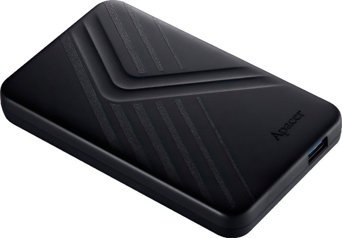 "Жесткий диск APACER 2.5"" USB 3.1 AC236 2TB Black (AP2TBAC236B-1) фото"