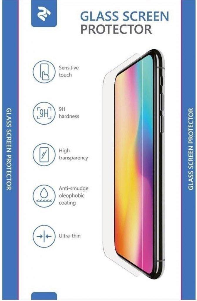 Защитное стекло 2E для Galaxy A52 (A526) 2.5D FCFG Black border (2E-G-A52-SMFCFG-BB) фото