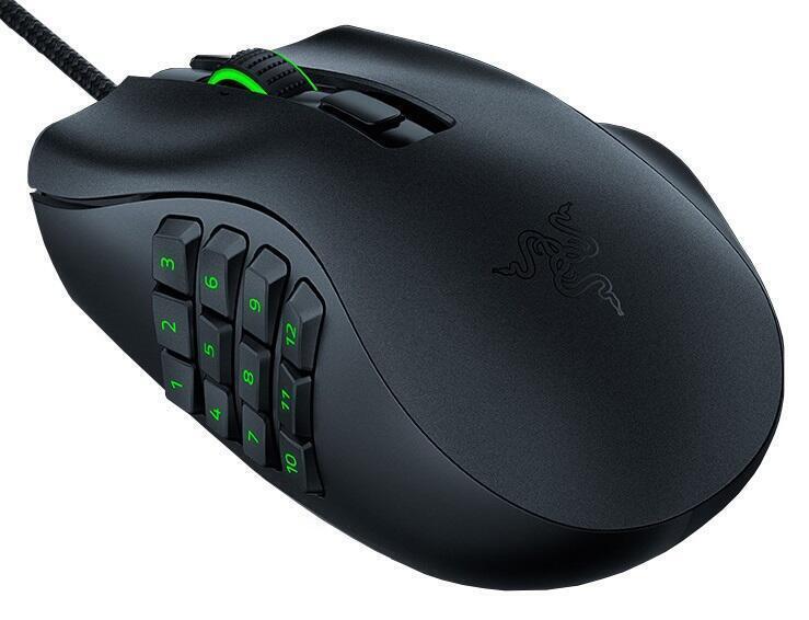 Ігрова мишка Razer Naga X (RZ01-03590100-R3M1)фото